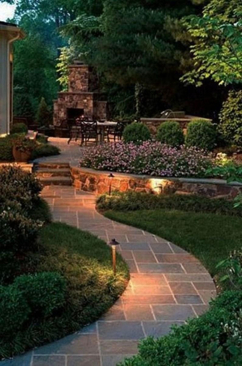 Beautiful Small Backyard Landscaping Ideas 28