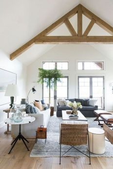 Stunning Winter Living Room Decor Ideas You Should Try 25