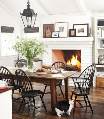 The Best Winter Dining Room Decorations 08