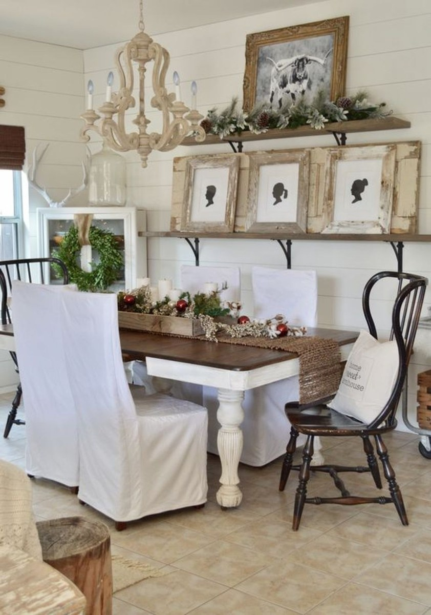 The Best Winter Dining Room Decorations 20