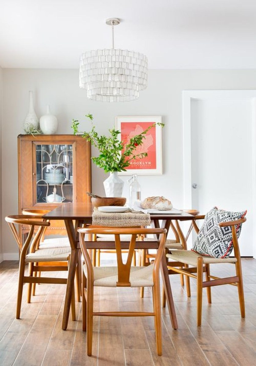 The Best Winter Dining Room Decorations 45