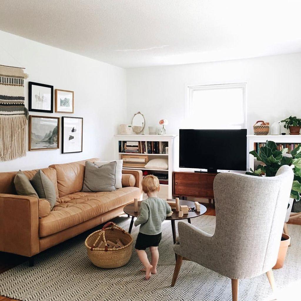 Amazing Modern Living Room Design Ideas 02