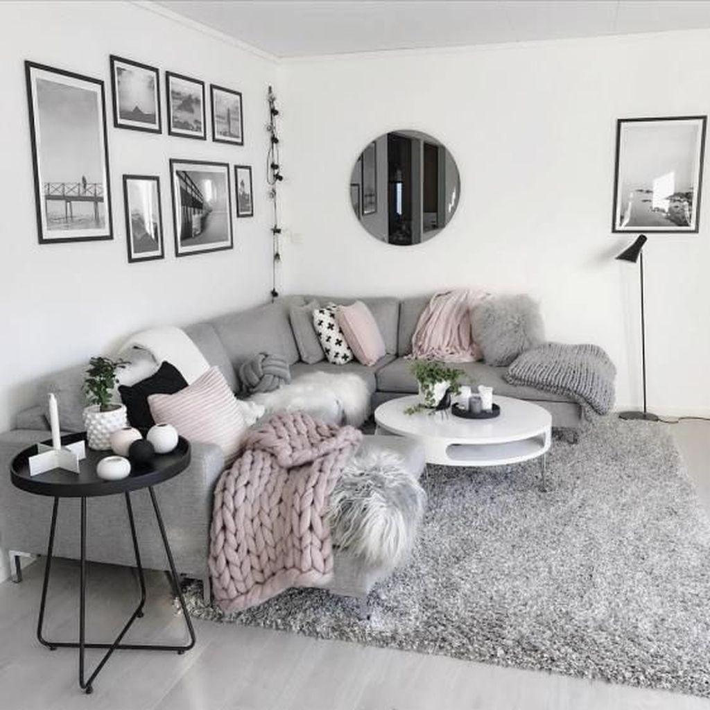 Amazing Modern Living Room Design Ideas 16
