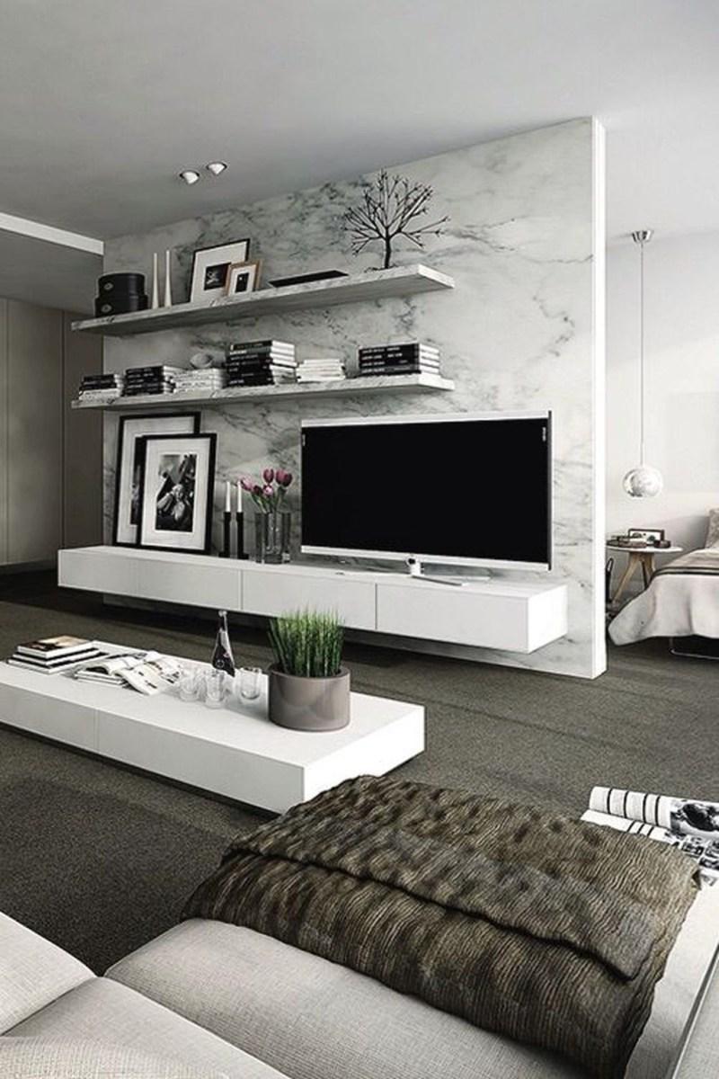 Amazing Modern Living Room Design Ideas 19