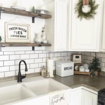 Amazing Remodeling Farmhouse Kitchen Decorations 09