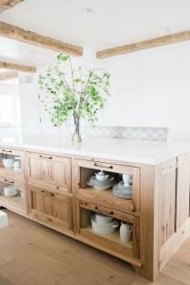 Amazing Remodeling Farmhouse Kitchen Decorations 40