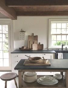 Amazing Remodeling Farmhouse Kitchen Decorations 49