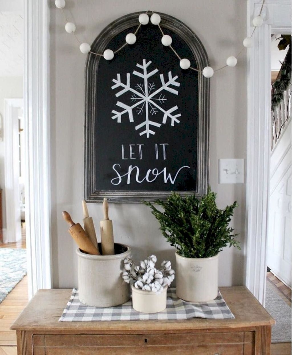 Amazing Winter Interior Design With Low Budget 36