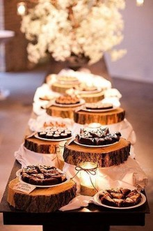 Applying Wooden Planks Correctly To Make Rustic Winter Home Decoration 48