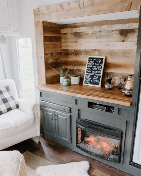 Awesome Fireplace Design Ideas For Small Houses 10