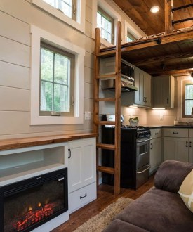 Awesome Fireplace Design Ideas For Small Houses 20