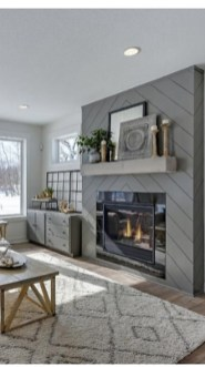 Awesome Fireplace Design Ideas For Small Houses 24