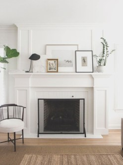 Awesome Fireplace Design Ideas For Small Houses 25