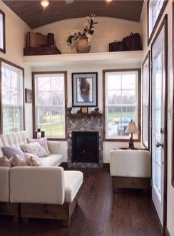 Awesome Fireplace Design Ideas For Small Houses 26