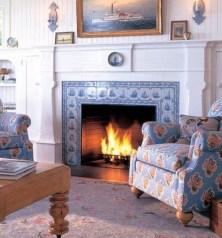 Awesome Fireplace Design Ideas For Small Houses 32