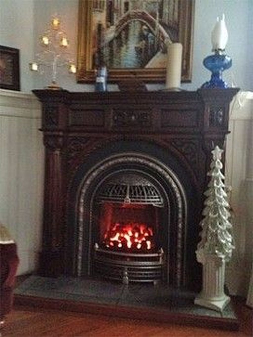 Awesome Fireplace Design Ideas For Small Houses 33