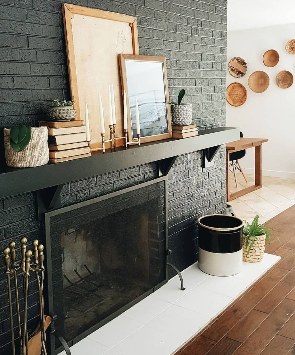 Awesome Fireplace Design Ideas For Small Houses 44