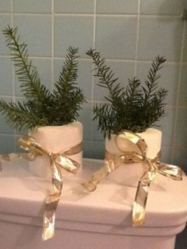 Awesome Winter Bathroom Decor You Need To Have 15