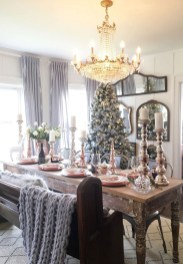 Beautiful Christmas Dining Room Decor Ideas Should You Apply This Winter 09