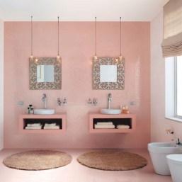 Beautiful Romantic Bathroom Decorations 04