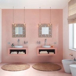 Beautiful Romantic Bathroom Decorations 04