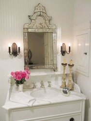 Beautiful Romantic Bathroom Decorations 11