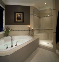 Beautiful Romantic Bathroom Decorations 17