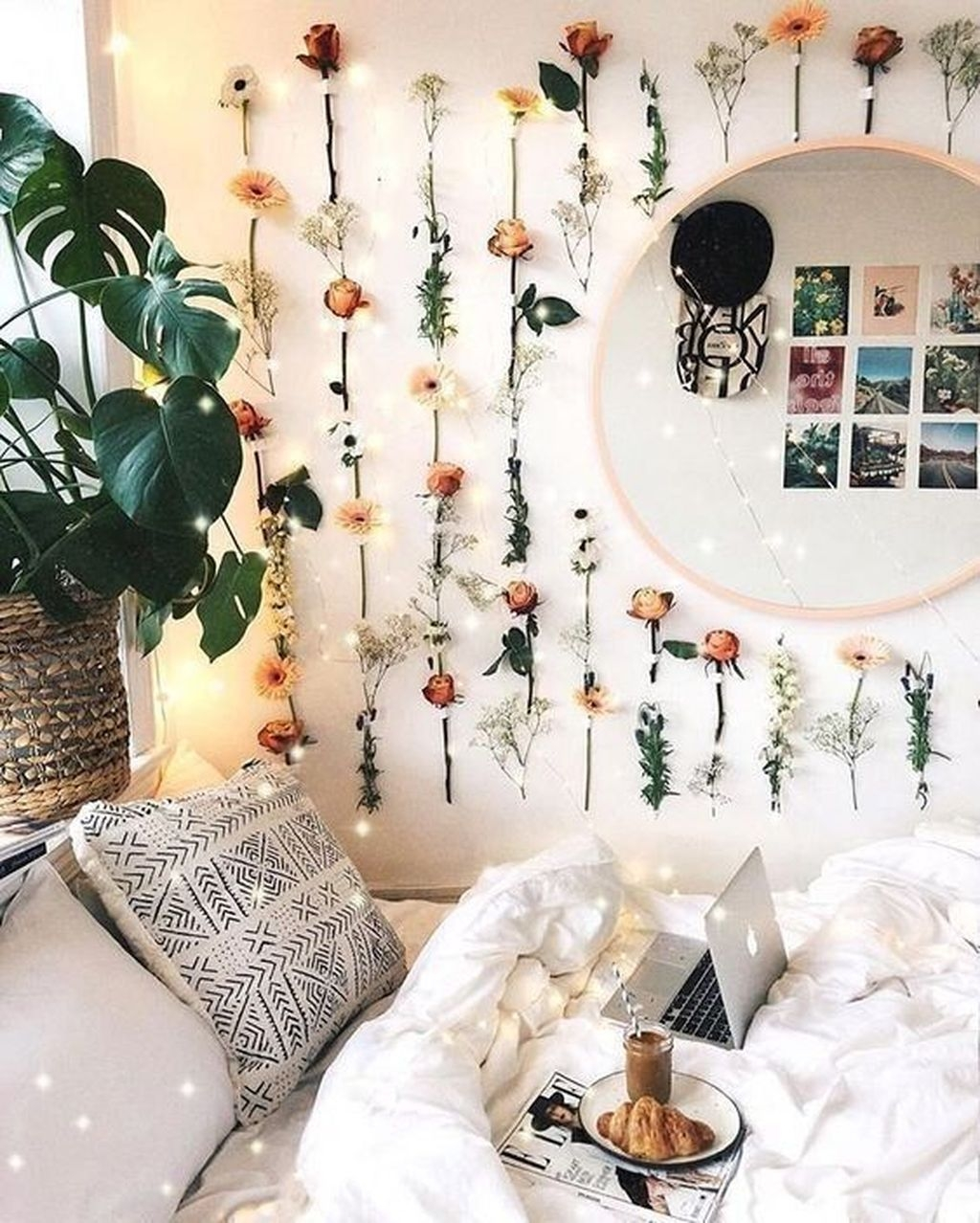 Beautiful White Bedroom Design Ideas 37
