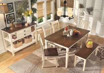 Choosing The Right Farmhouse Dining Room Table 37