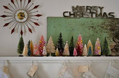 Perfect Ideas To Have Great Vintage Christmas Decoration 16