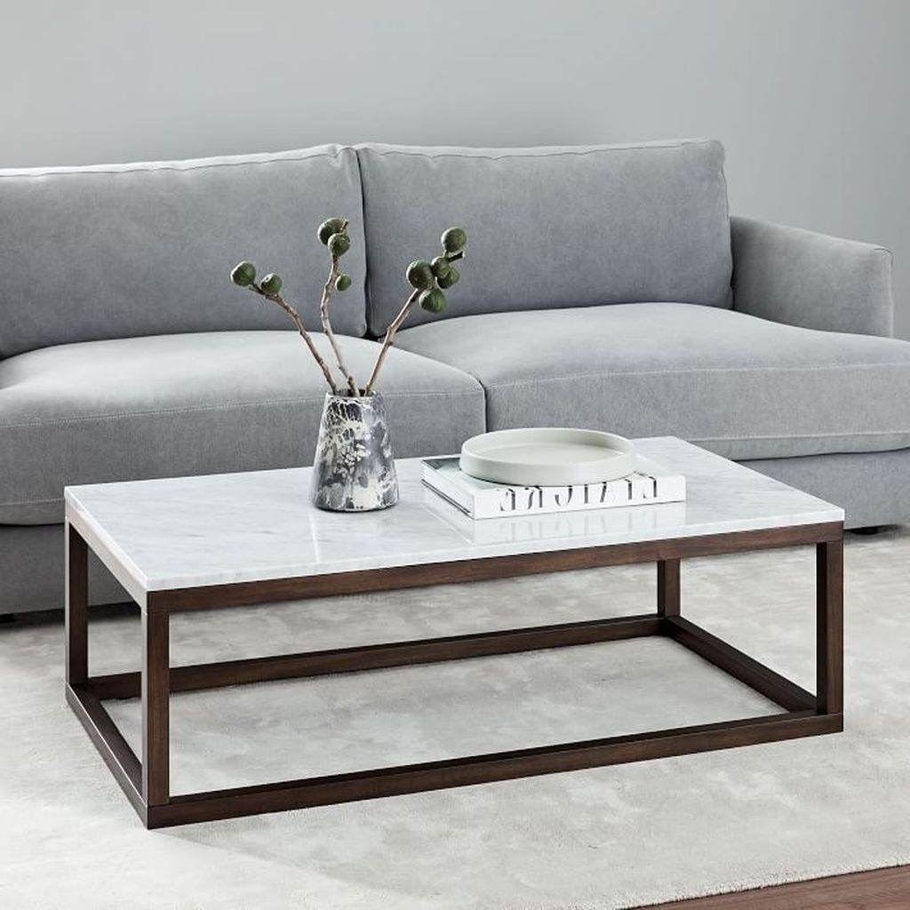 Popular Modern Coffee Table Ideas For Living Room 06