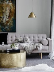 Popular Modern Coffee Table Ideas For Living Room 18