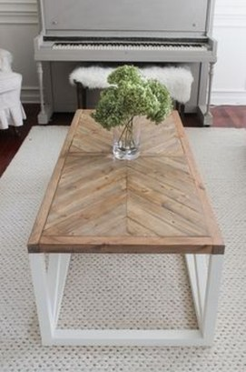 Popular Modern Coffee Table Ideas For Living Room 32