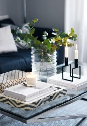 Popular Modern Coffee Table Ideas For Living Room 43