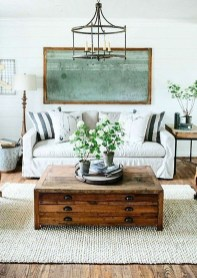 Stunning Modern Farmhouse Decorations Ideas 10