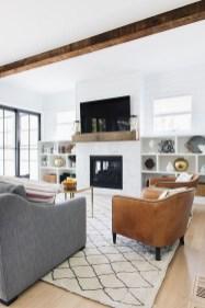 Stunning Modern Farmhouse Decorations Ideas 41