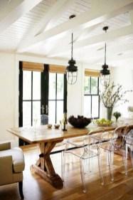Stunning Modern Farmhouse Decorations Ideas 49