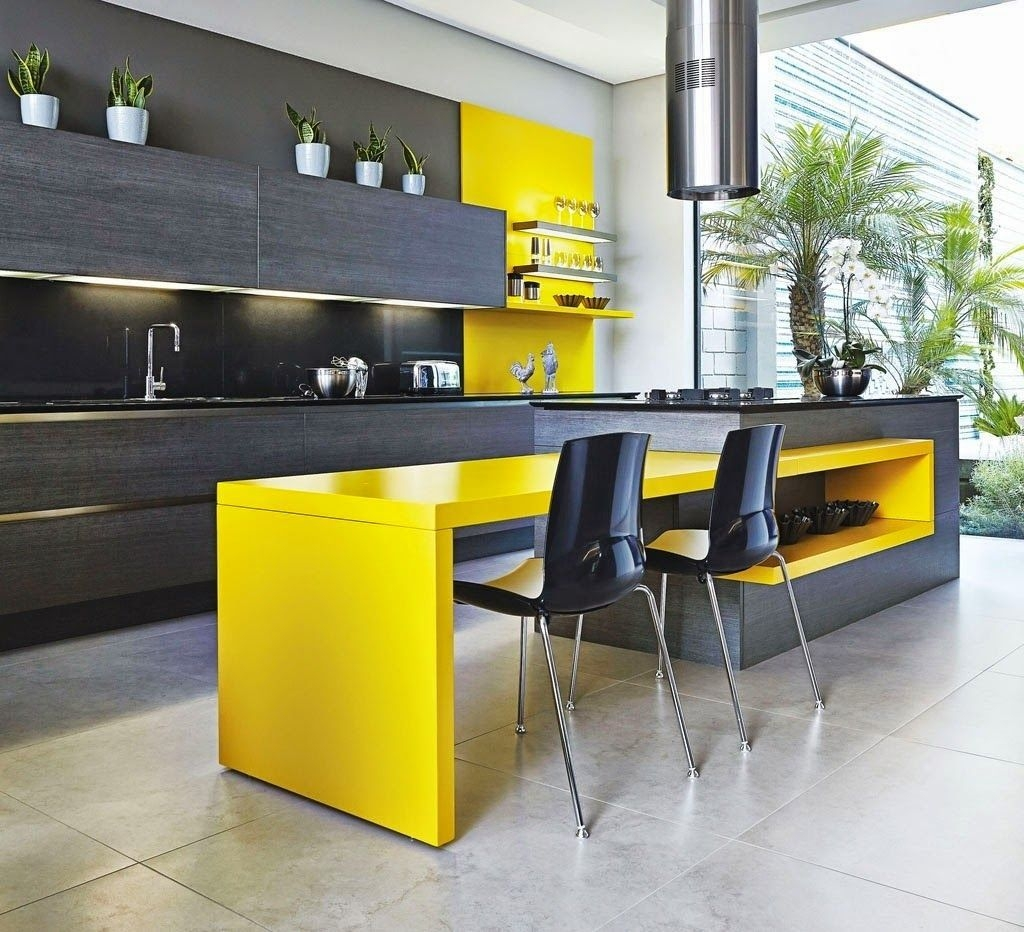 Stunning Modern Kitchen Design 23
