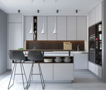 Stunning Modern Kitchen Design 44