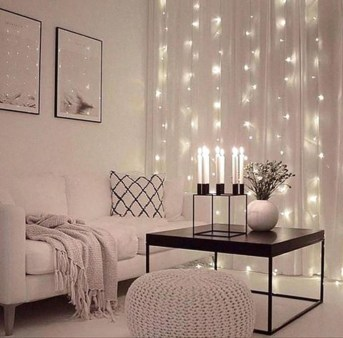 Stunning Romantic Living Room Decor 09