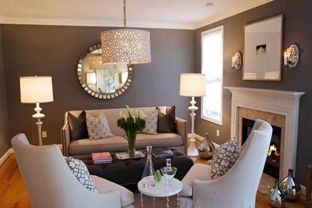 Stunning Romantic Living Room Decor 12