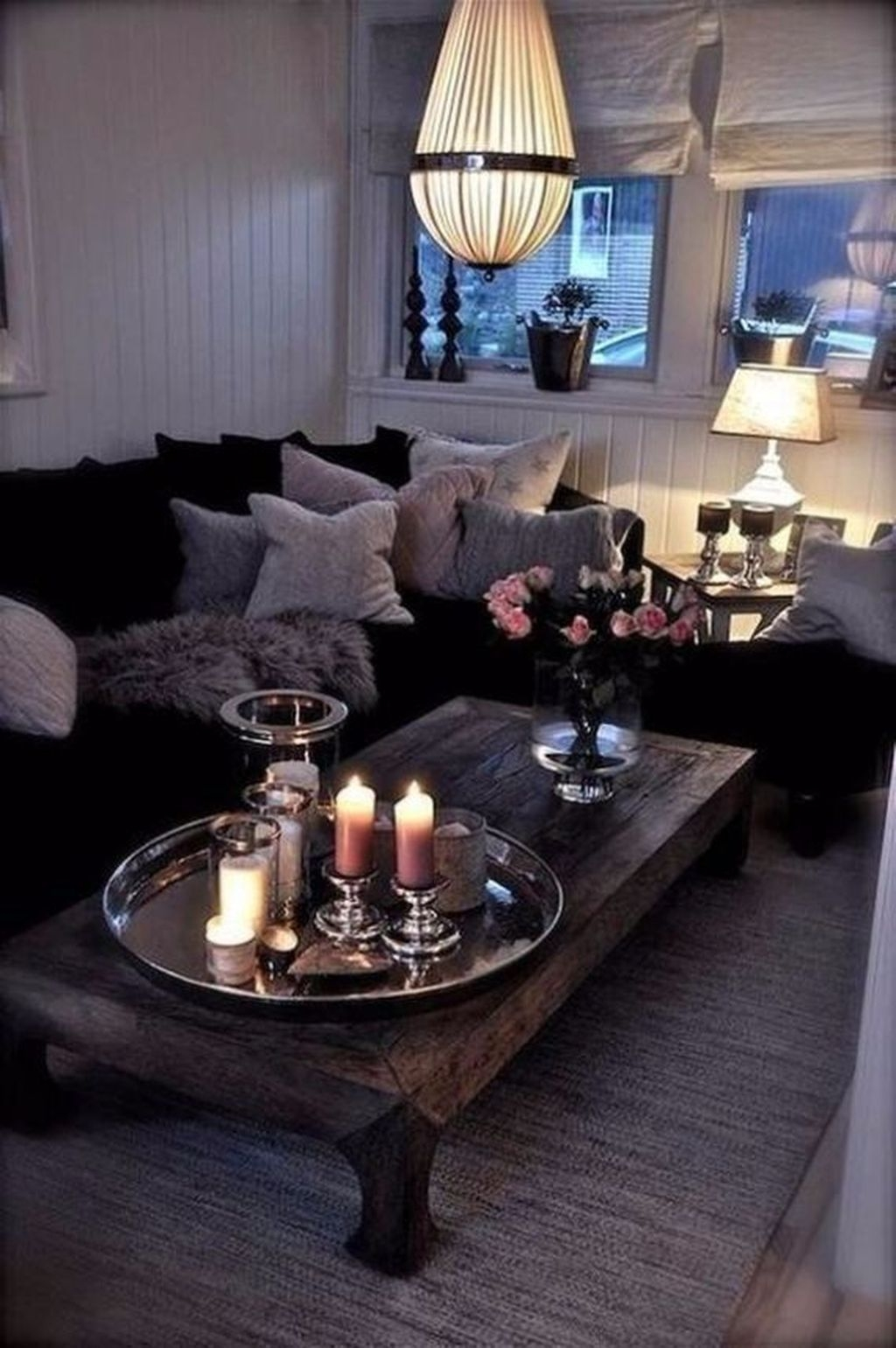 Stunning Romantic Living Room Decor 14