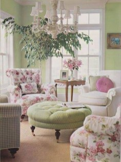 Stunning Romantic Living Room Decor 15