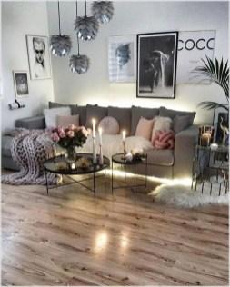 Stunning Romantic Living Room Decor 16