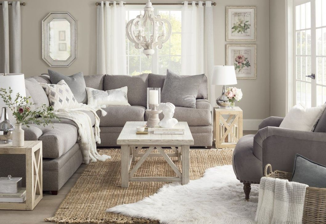 Stunning Romantic Living Room Decor 41