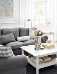 Stunning Romantic Living Room Decor 42