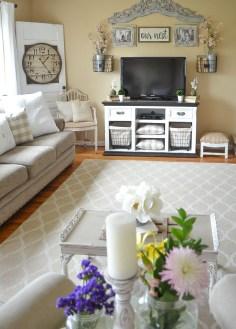 Stunning Simple Living Room Ideas 32
