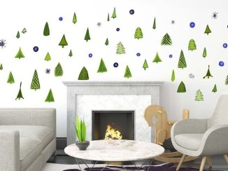 Stunning Winter Office Decorations That You Can Easily Make 31