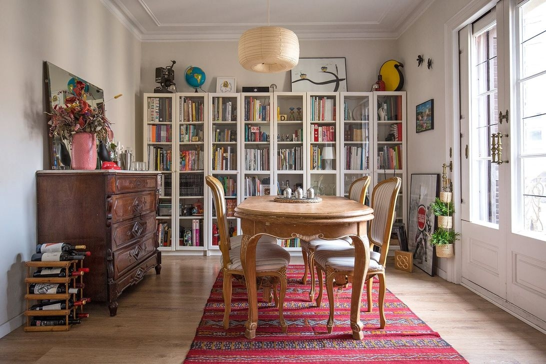 Sweet Romantic Dining Room Decor 02