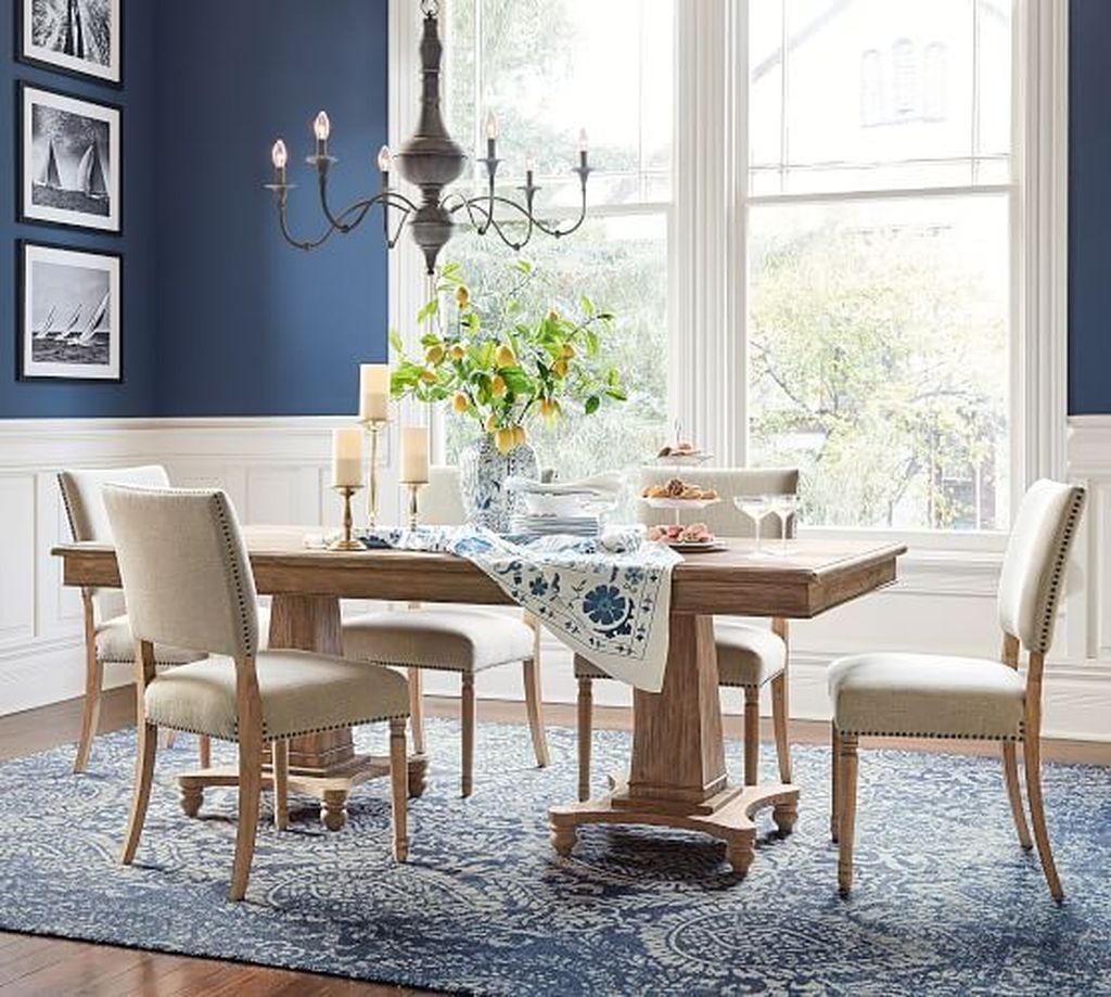 Sweet Romantic Dining Room Decor 24
